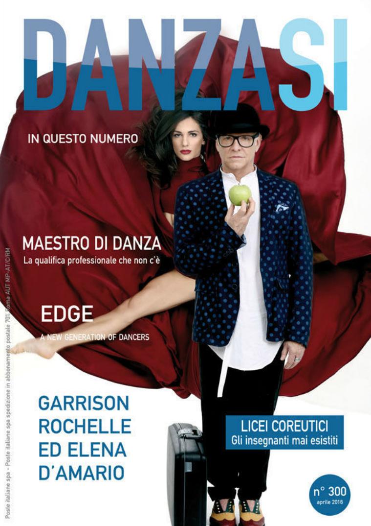 DanzaSì n. 300 di aprile 2016