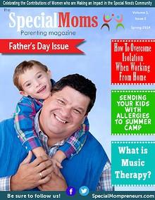 The SpecialMoms Parenting Magazine