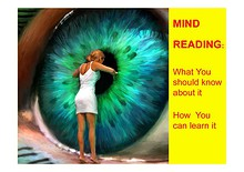 How Mentalists Read Your Mind