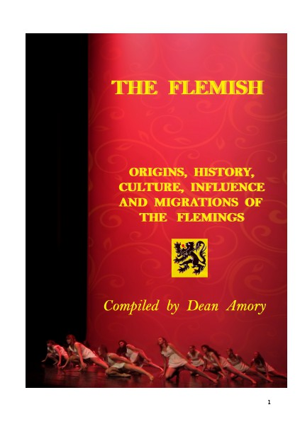 History, Wonder Tales, Fairy Tales, Myths and Legends The Flemish