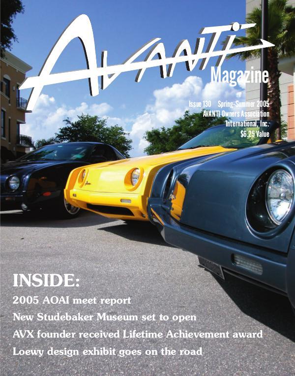 Spring/Summer 2005  #130