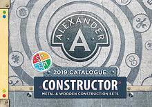 Alexander Constructor 2019 Catalogue