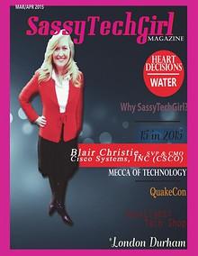 SassyTechGirl Magazine