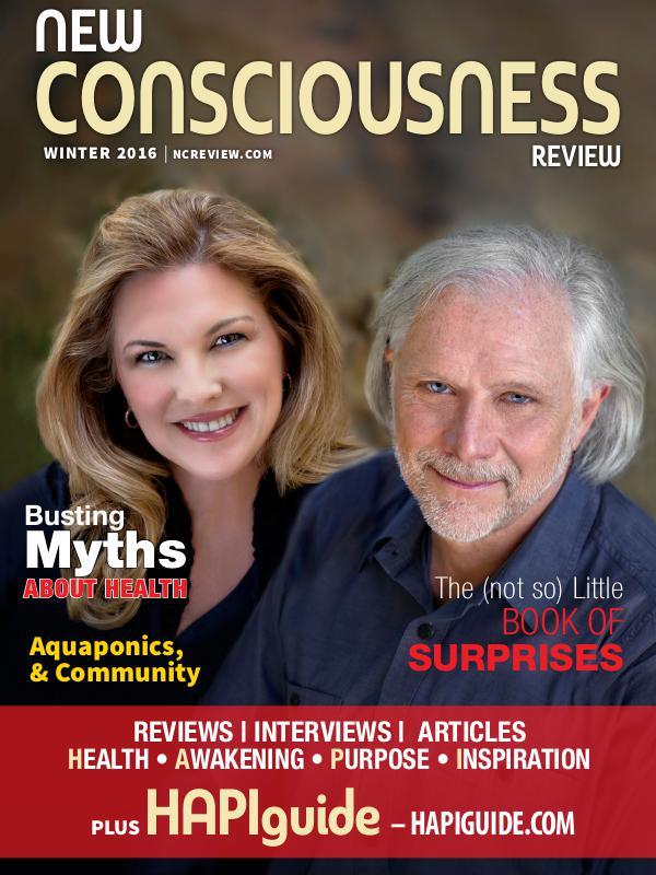 New Consciousness Review Winter 2016