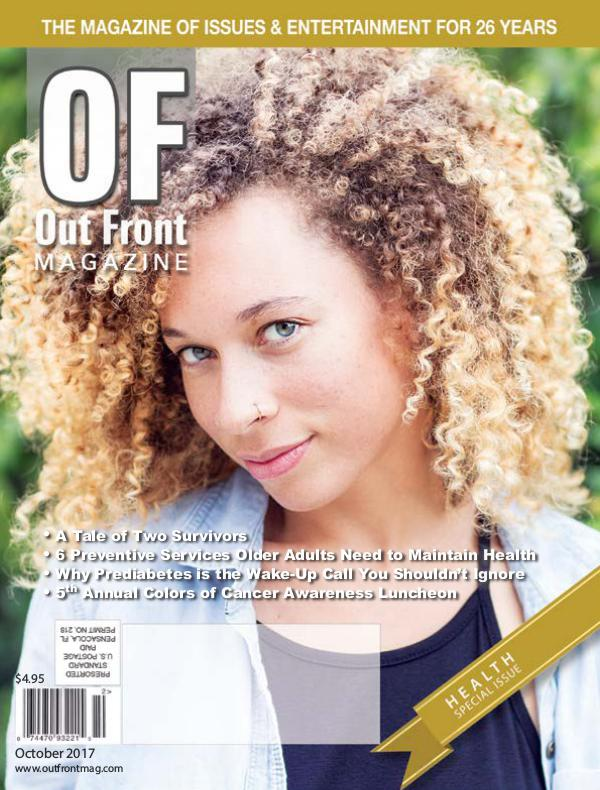 Out Front Magazine - Oct 2017
