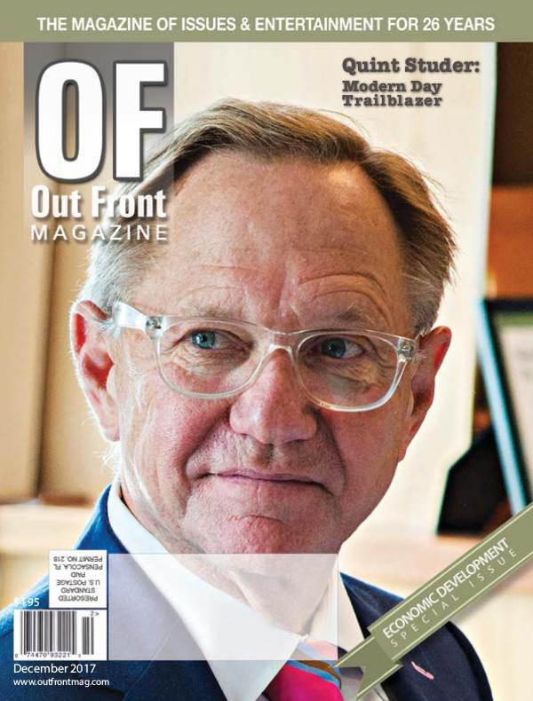 Out Front Magazine - Dec 2017