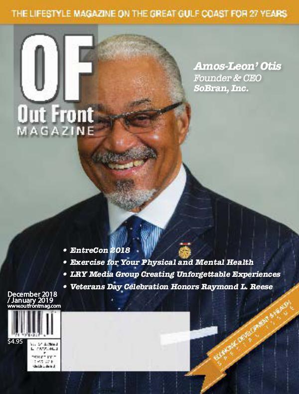 Out Front Magazine -Dec 2018