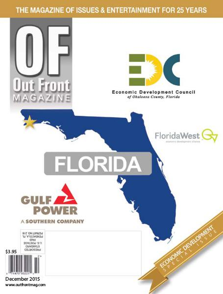 Out Front Magazine Economic Development in Northwest Florida