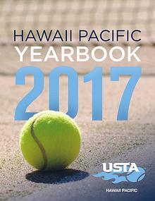 2017 USTA Hawaii Pacific Yearbook