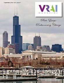 VRAI Magazine September 2014, Volume 1, Issue 1