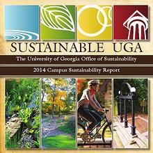 UGA 2014 Campus Sustainability Report
