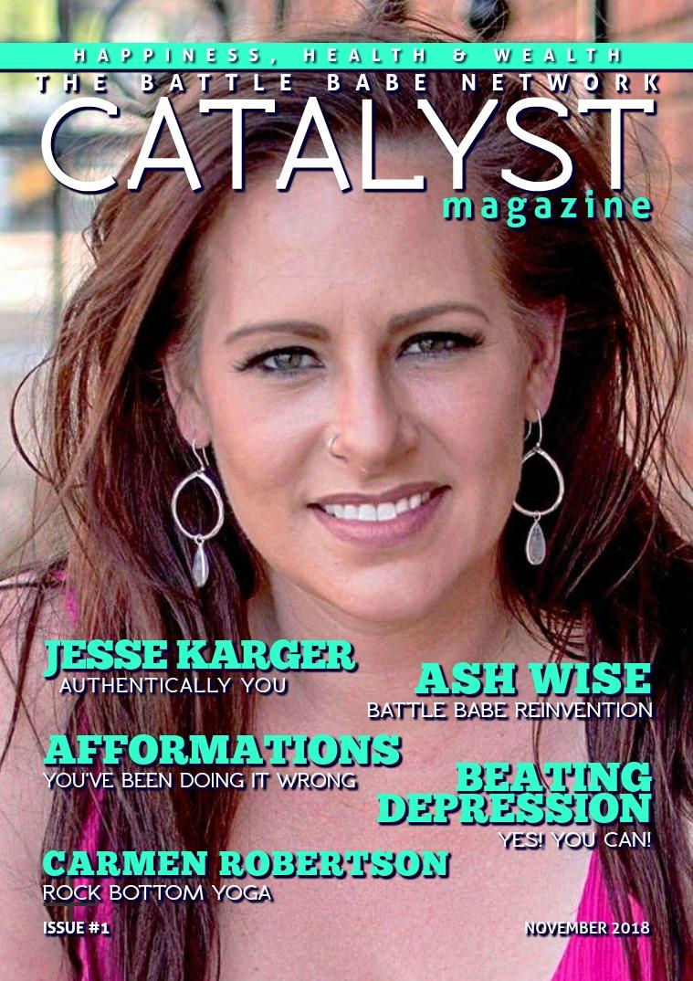 Catalyst Magazine Volume 1