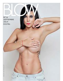 Revista Blow 2014
