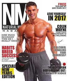 Natural Muscle New Years 2017