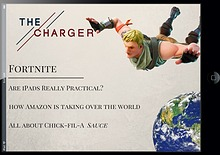 The Charger Issue 3