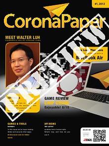 CoronaPaper Preview