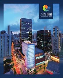 Revista Pacific Center Panamá