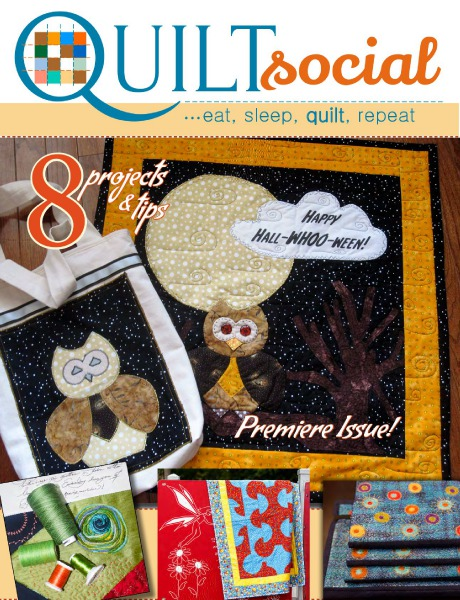 QUILTsocial Fall 2014 Issue