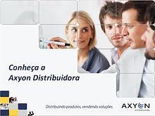Catálogo Axyon Distribuidora