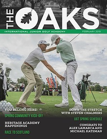 IJGA Newsletter: The Oaks