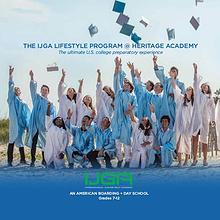 IJGA Lifestyle Program @ Heritage Academy