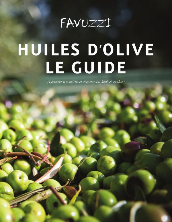 Huile d'olive le guide Favuzzi Huile d'olive le guide Favuzzi