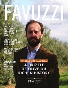 Favuzzi Magazine (English)