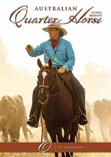 AQHA Magazine September/October 2018
