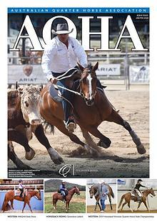 AQHA January / February Magazine