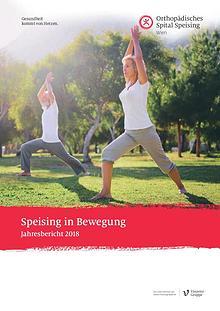 Speising in Bewegung. Jahresbericht 2018