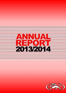 England Touch Association - Annual Report 2014