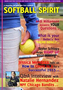 Softball Spirit Magazine
