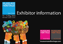 The Museums + Heritage Show Exhibitor Brochure