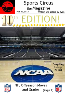 March 30th, 2013 Edition