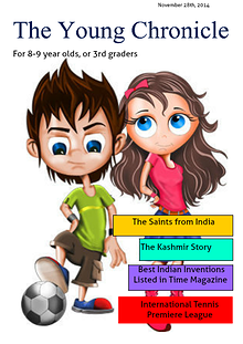 The Young Chronicle: For Grade 3