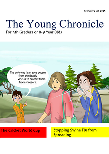 The Young Chronicle: For 4th Graders