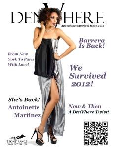 DenVhere Magazine: Apocalypse Survival Issue 2013