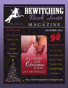 Bewitching Book Tours  Magazine December 2012