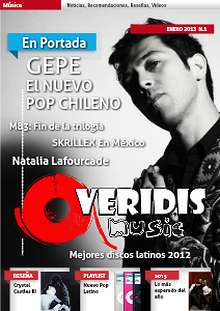 Veridis Music Enero 2013