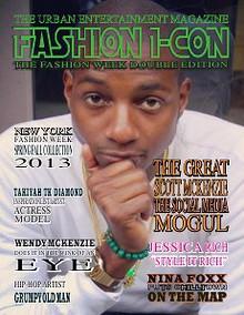 Fashion I-Con The Urban Entertainment Magazine