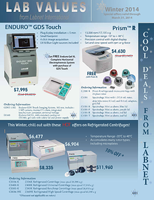 Promotional Deals from our Manufacturers