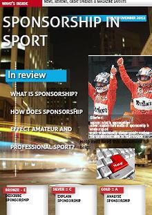 Sponsorship in sport