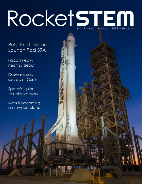 RocketSTEM Issue #14 - March 2017
