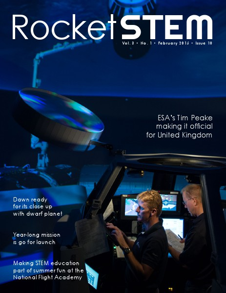 Issue #10 - February 2015