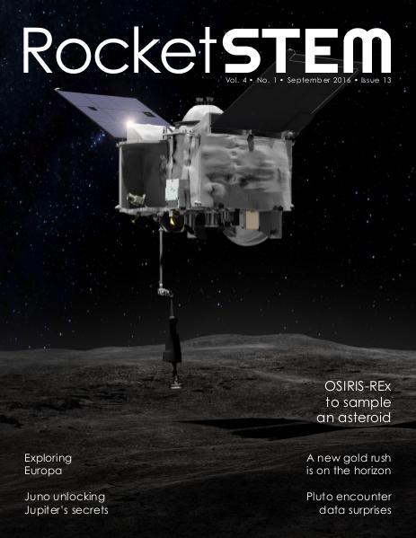 Issue #13 - September 2016