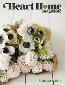 Heart Home magazine