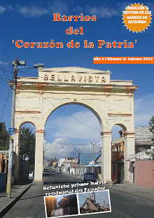 'EL CORAZÓN DE LA PATRIA' Y SUS BARRIOS