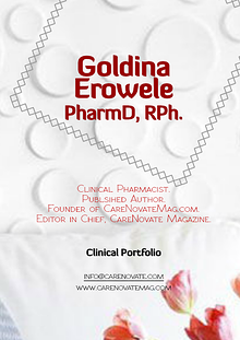 Dr Goldina Erowele Speakers Kit