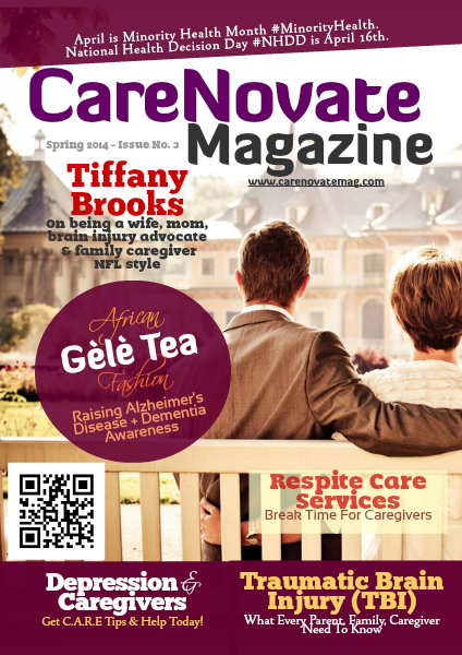 CareNovate Magazine Issue 3 - 2014 Spring Issue + More