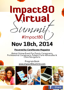 2014 Impact80 Caregiving & Health Summit